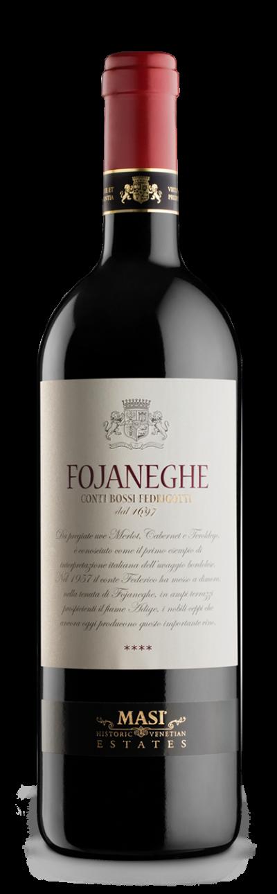 Bossi Fedrigotti Fojaneghe Bottle